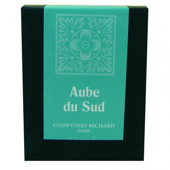 Bougie parfum zesté Aube du Sud Comptoirs Richard
