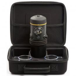 Malette machine Handpresso Auto 12 volts Hybride (ESE et moulu) pour la voiture