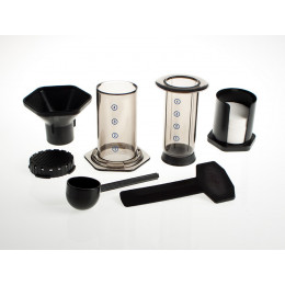 Cafetière expresso Aeropress noire 4 tasses