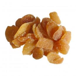 Sachet garni de gingembre confit bio 140g