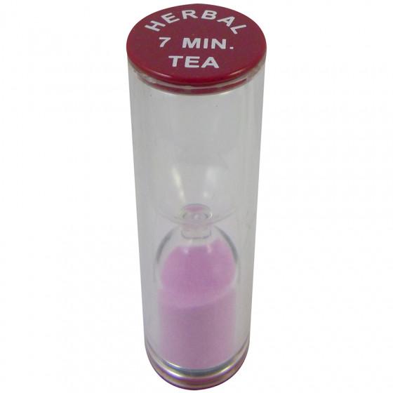 Sablier pour temps d'infusion boissons chaudes