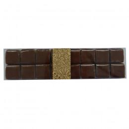 Réglette de 16 caramels au cacao 145g