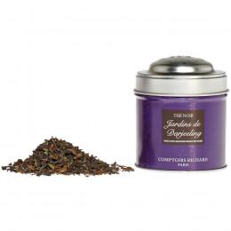Thé noir Jardins de Darjeeling boîte métal vrac 30g