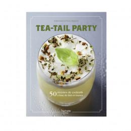 Livre Tea-Tail Party par Lydia Gautier et Victor Delpierre