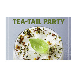Livre Tea-Tail Party par Lydia Gautier et Victor Delpierre