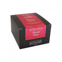 Thé noir Pomme Chérie boîte sachets voile x15