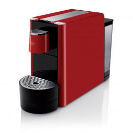 Machine Ventura rouge pour Capsules Premium Cafés Richard + 1 étui de 24 capsules premium n°8 Offert