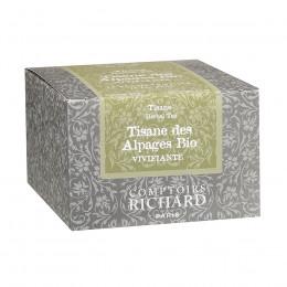 Tisane des Alpages Bio boîte sachets voile x15