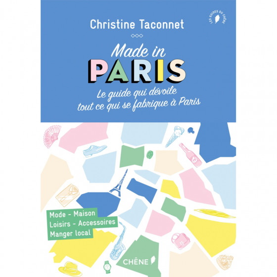 Livre Made in Paris Christine Taconnet