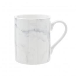 Mug effet marbre gris 28cl