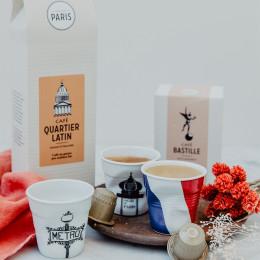 Café Bastille capsules compatibles Nespresso® x10