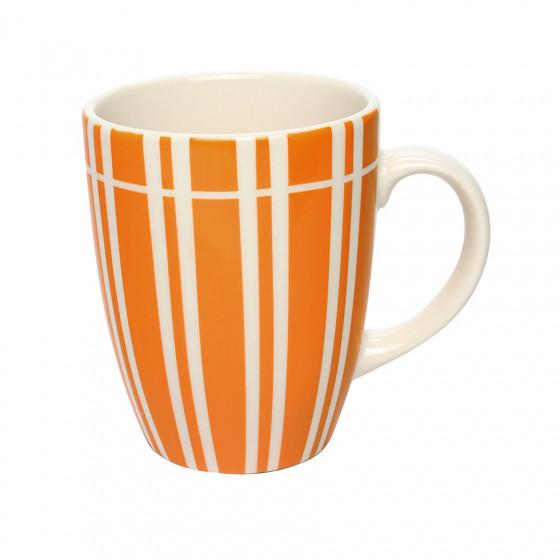 Mug Lina orange 30cl
