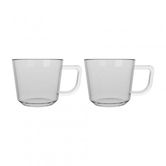 Set de 2 tasses en verre Brygga 20cl