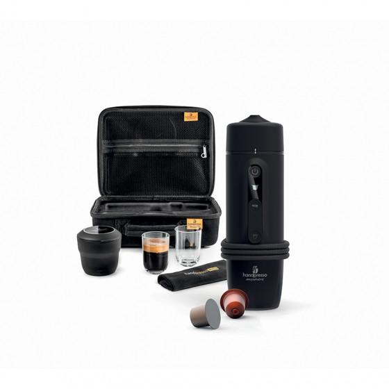 Coffret machine Handpresso auto capsules