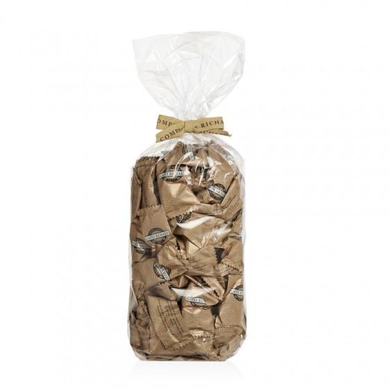 Sachet garni d'amandes cacaotées 250g