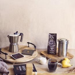 Carré de café noir à croquer 50g