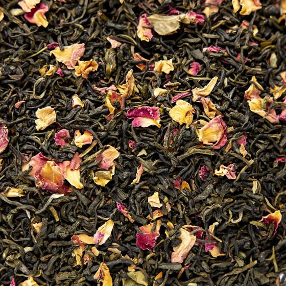 Thé blanc et vert Parfum de femme