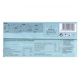Tablette de chocolat noir 60% aux feuilles de menthe 70g