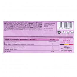 Tablette de chocolat noir 60% poivre rose 70g