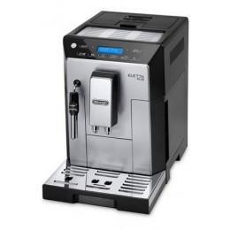 Robot café Delonghi Eletta Plus 44.620.S et 2 paquets de 250g de café en grains et 4 verres expresso Cafés Richard 5cl offerts