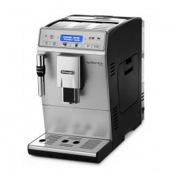 Robot café Delonghi Etam 29.620.SB + 2 paquets de 250g de café en grains et 4 verres expresso Cafés Richard 5cl offerts