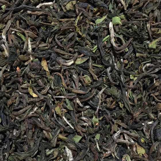 Thé noir Darjeeling Jardin Namring