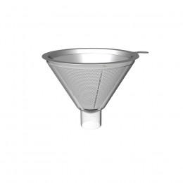 Filtre métal Silodesign cône