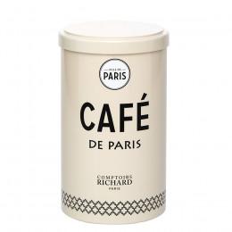 Boîte à café garnie du café Champs Elysées Ville de Paris 250g