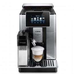 Robot café Delonghi primadonna Soul Mug et 5 paquets de 250g de café en grains et 4 verres double parois Cafés Richard offerts