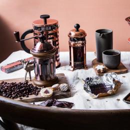 Moulin à café manuel rondo
