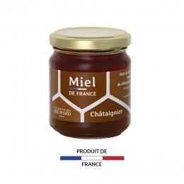 Miel de châtaignier de France 250g