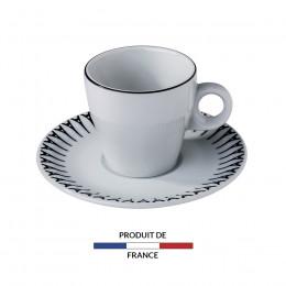 Tasse à thé Fluto Tour Eiffel 18cl