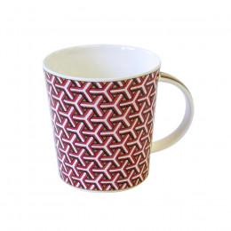 Mug Lomond Samarkand rouge 35cl