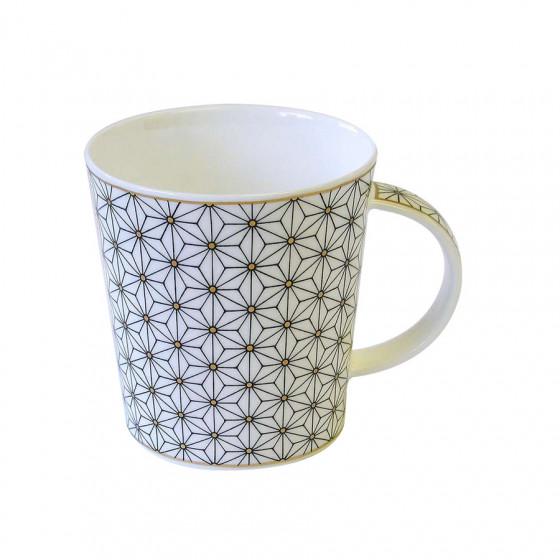 Mug Lomond Samarkand blanc 35cl