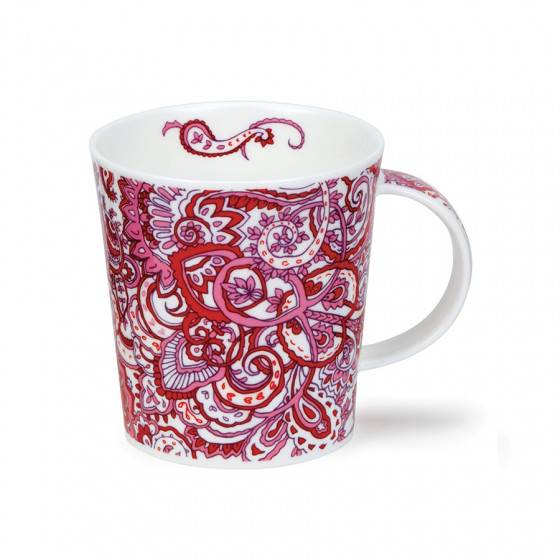 Mug Lomond Kashmire Rouge 32cl