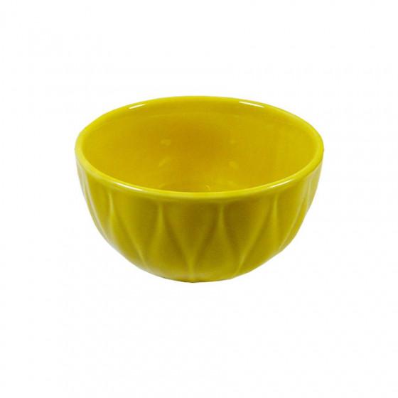 Weave bol jaune 20cl