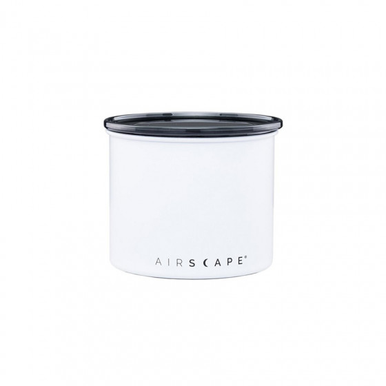 Boîte hermétique blanc mat 250g