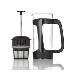 Cafetière piston double filtration 90cl