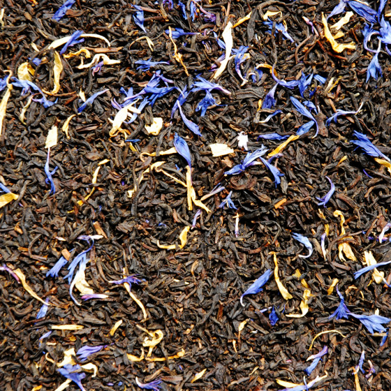 Thé noir Grand Earl Grey